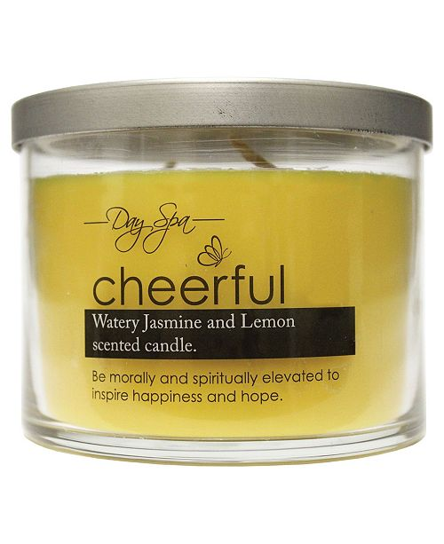 Cheerful Giver Cheerful Day Spa Aromatherapy Candle