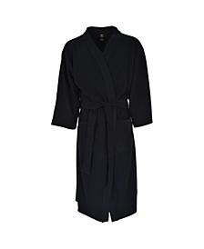 Hanes Men's Waffle Knit Kimono Robe