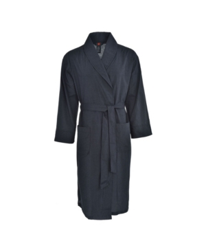 Closeout! Hanes Men's Big and Tall Woven Shawl Robe