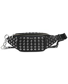 Grommet Stud Belt Bag, Created for Macy's