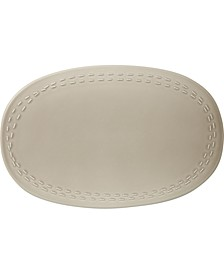 It's My Moment Almond Oval Plate