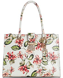 GUESS Tiggy Floral Carryall