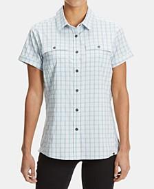 EMS® Women's Journey Woven Short-Sleeve Shirt