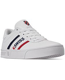 Women's Court Lite Spellout Casual Sneakers from Finish Line