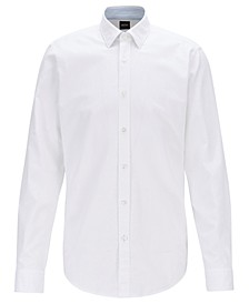 BOSS Men's Lukas_53 Regular-Fit Shirt
