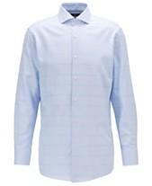 fa43aaf88 Hugo Boss Dress Shirts: Shop Hugo Boss Dress Shirts - Macy's