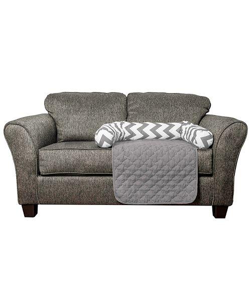 Duck River Textile Fubba Reversible Pet Bed Chair Cover