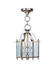 "Livingston 3-Light 15.25"" Convertible Mini Pendant/Ceiling Mount"