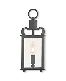 CLOSEOUT! Livex   Garfield 1-Light Wall Sconce
