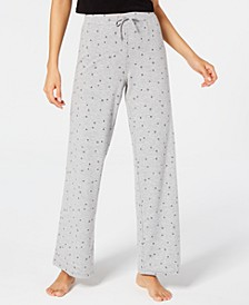 Star-Print Pajama Pants, Created for Macy's