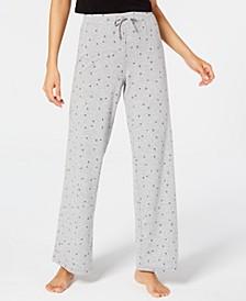 Star-Print Pajama Pants, Created for Macy's
