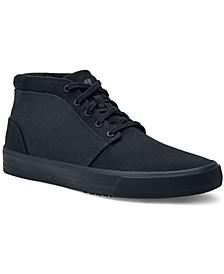 Cabbie Ii, Unisex Slip Resistant Casual Shoe