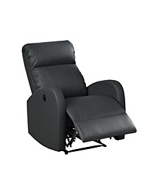 Sean Modern Infused Small Power Reading Recliner
