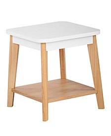 Remus Square Side Table