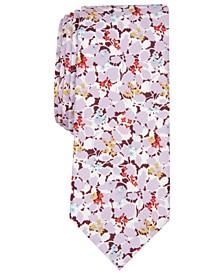 Men's Jones Floral Skinny Tie