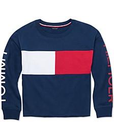 Big Girls Colorblocked Sweatshirt