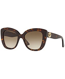 Sunglasses, GG0327S 52