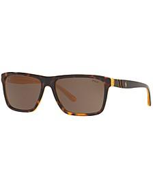 Sunglasses, PH4153 58