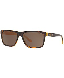 Polo Ralph Lauren Sunglasses, PH4153 58