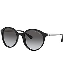 Sunglasses, EA4134 53