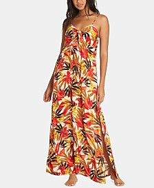 Billabong Juniors' Printed Maxi Dress