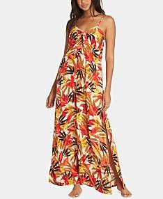 189a16dc6 Billabong Juniors' Printed Maxi Dress