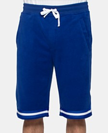 Sean John Men's Terry Basketball Shorts