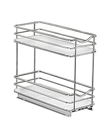 Professional Spice Rack Slide Out Cabinet Organizer