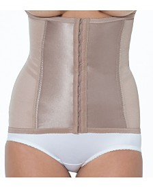 Rago Satin Waist Cincher in Extended Sizes
