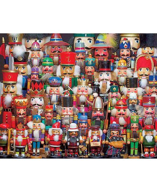 Puzzles Nutcracker Collection 500 Piece Jigsaw Puzzle