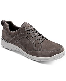Men's City Edge Lace-Up Sneakers