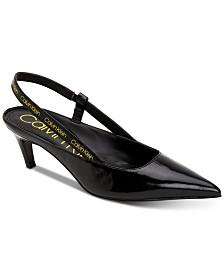 Calvin Klein Women's Greece Dress Sandals