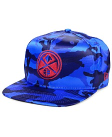 New Era Denver Nuggets Satin Camo 9FIFTY Cap