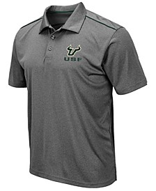 Men's South Florida Bulls Eagle Polo
