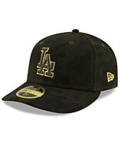 02ed788b8 New Era Los Angeles Dodgers Armed Forces Day Low Profile 59FIFTY Fitted Cap