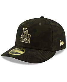 New Era Los Angeles Dodgers Armed Forces Day Low Profile 59FIFTY Fitted Cap