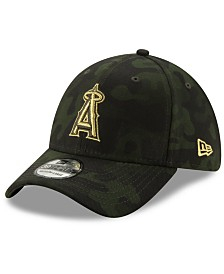 New Era Los Angeles Angels Armed Forces Day 39THIRTY Cap