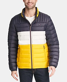 Men's Down Quilted Packable Puffer Jacket