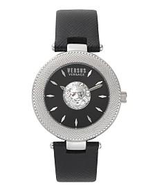 Versus Women's Black Strap Watch 20mm