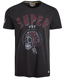 Superdry Men's Motor Club Graphic T-Shirt