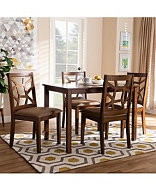 Abilene 5pc Dining Set