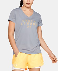 Under Armour UA Tech Logo T-Shirt