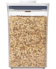Pop Big Square Medium Food Storage Container