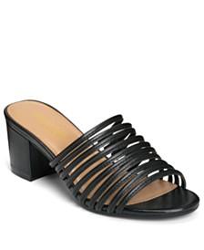 Aerosoles Mid Afternoon Block Heel Sandals