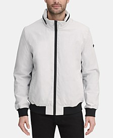Men's All Man's Micro Fiber Bomber Jacket