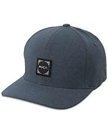 RVCA Men's Flex-Fit Scores Hat