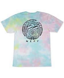 Neff Men's Melt Away Graphic T-Shirt