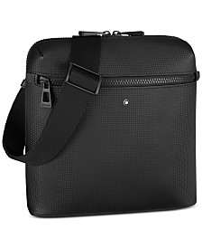 Montblanc Men's Extreme 2.0 Black Leather Envelope Bag