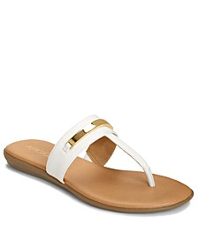 On The Chlock Toe-Thong Sandals