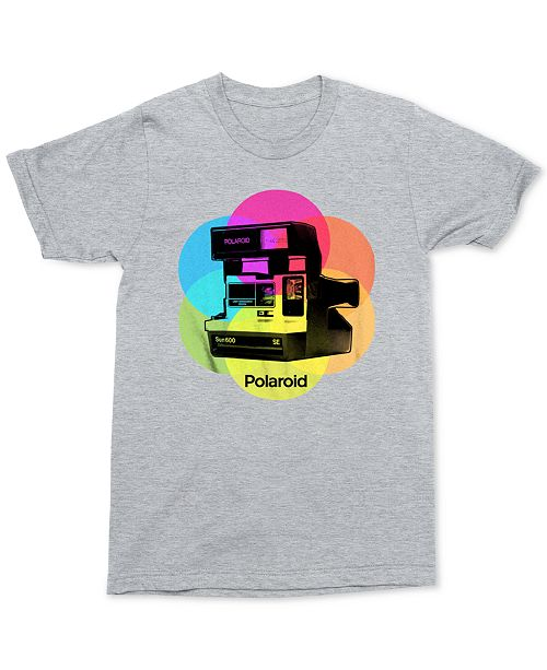 Changes Polaroid Men's Graphic T-Shirt